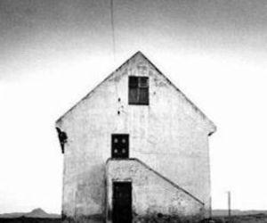 Deserted Farms in Black and White, by Nokkvi Eliasson
