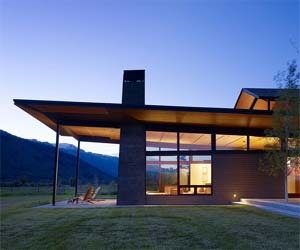 Design Houses in Wyoming by Carney Logan Burke