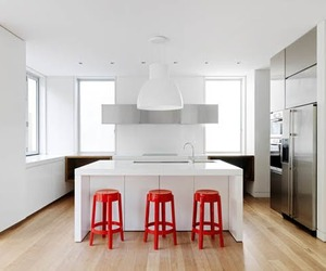 Design Ideas: Red Interior Accents