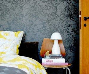 Design ideas: wallpaper feature walls