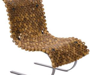 Unique Bamboo Chair Design