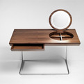 "Design Wood Table ""Princess"""