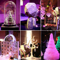 Designer Christmas Trees For Charity