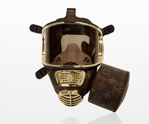 Designer Gas Masks by Diddo