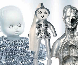 Designers Do Dolls For Charity