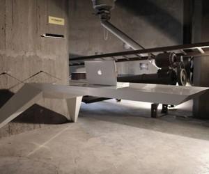 Desk E.L.A. by Jovo Bozhinovski