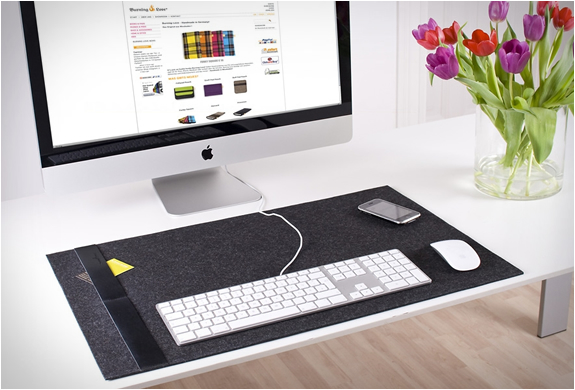 Desk Pad By Burning Love