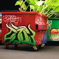 Desktop Dumpsters by SteelPlant
