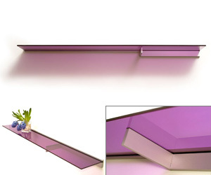 DESU Design - Violet /Split Shelf