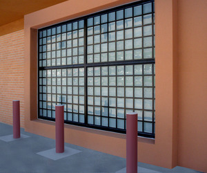 Detention & Security Window - Ballistic Resistant