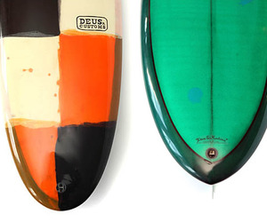 Deus Surfboards