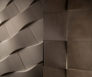 DEX Industries' New 3D Wall Tile