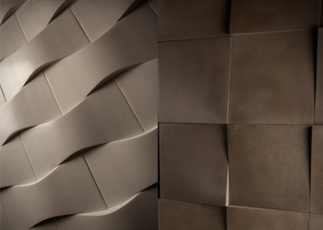 DEX Industries\' New 3D Wall Tile