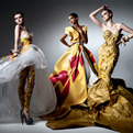 DHL Delivers Haute Couture | Michael Michalsky