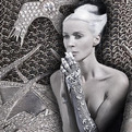 Diamond Glove By Daphne Guinness and Jeweller Shaun Leane.