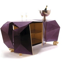 Diamond Sideboard by Boca do Lobo