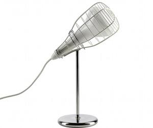 Diesel Cage Mic Table Lamp
