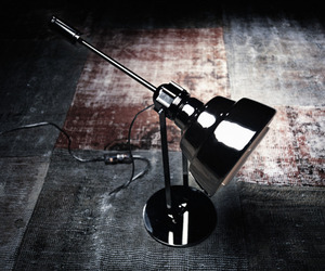 Diesel Glas Table Lamp