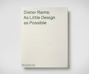 Dieter Rams | as Little Design as Possible