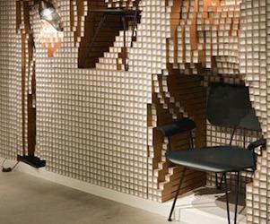 'Digit' Installation by Yoshimasa Tsutsumi