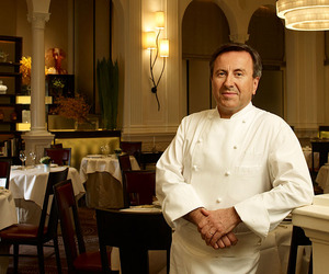 Dine in Blue Jeans with Daniel Boulud