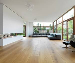 Dinesen's HeartOak® Plank Flooring