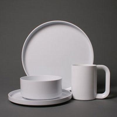 Dinnerware By Massimo Vignelli For Heller