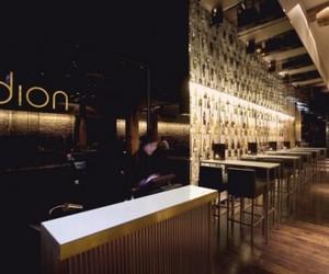 Dion Canary Wharf Bar by SHH