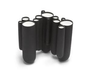Dip Vase - black