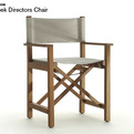 Director's Chair by James Perse