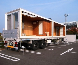 Disaster Relief Container Houses