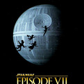 Disney Star Wars Episode VII Movie Posters