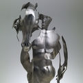 Dissolving Figurative Sculptures by Unmask