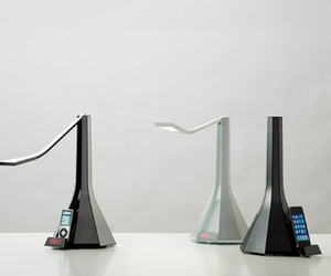 Diva - A Lamp with Sound