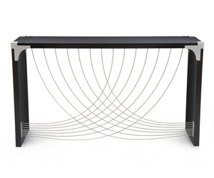Divergence Hall Table by Peter Harrison