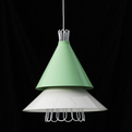 Dixie Pendant Light by Bsweden