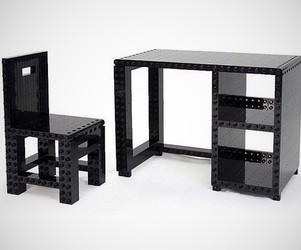 DIY Building Blocks Furniture