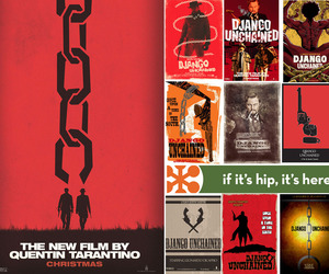 Django Unchained: Official & Fan Posters