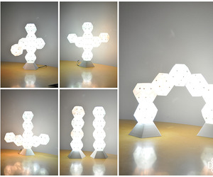 Dodecado-the revolutionary LED light sculpture