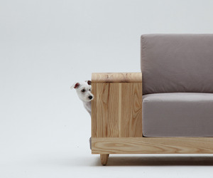 Dog House Sofa by Seungji Mun