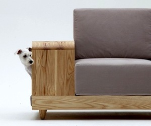 Dog House Sofa by Seunji Mun