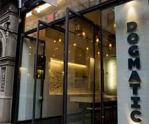 Dogmatic Restaurant in Manhattan by EFGH