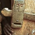 Dogon Door Latches photographed by Huib Blom