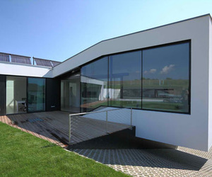 Dom Zlomu House By Paulíny Hovorka Architekti