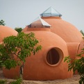 Dome House by Steve Areen