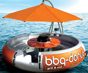 Donut Shaped BBQ Boat