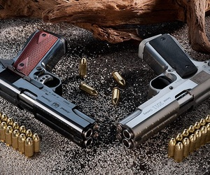 Double Barrel Pistol by Arsenal Firearms