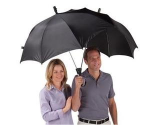 Double Canopy Umbrella 'Dualbrella'