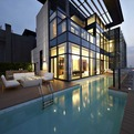 Double-Height Penthouse by Kokai Studios