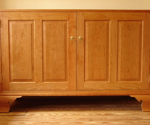 Double Sided Cabinet